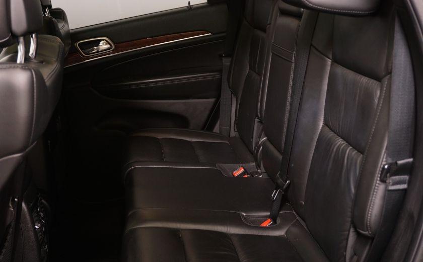 2011 Jeep Grand Cherokee Limited TOIT NAV #2