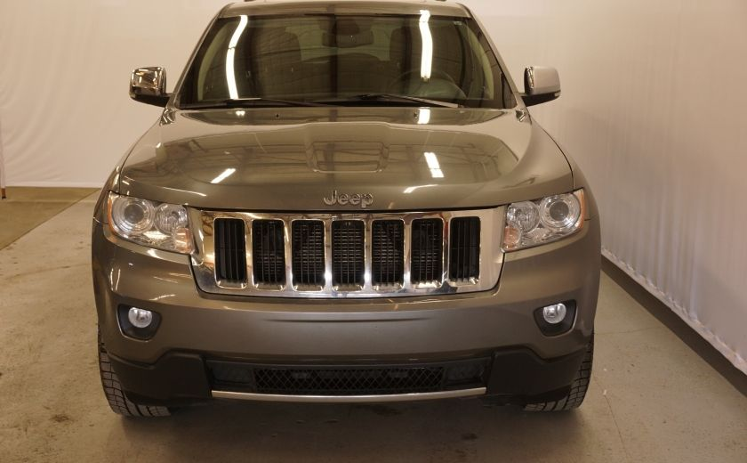 2011 Jeep Grand Cherokee Limited TOIT NAV #4