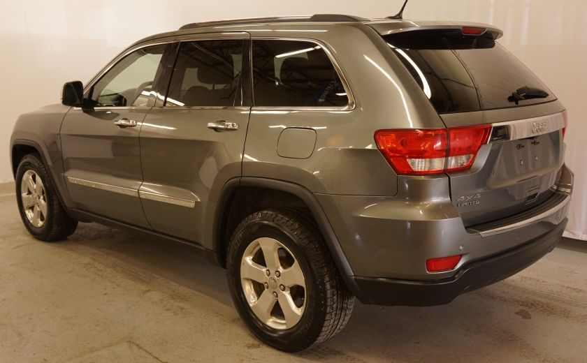 2011 Jeep Grand Cherokee Limited TOIT NAV #6