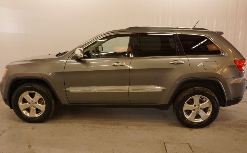 2011 Jeep Grand Cherokee Limited TOIT NAV #7