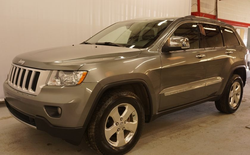 2011 Jeep Grand Cherokee Limited TOIT NAV #8