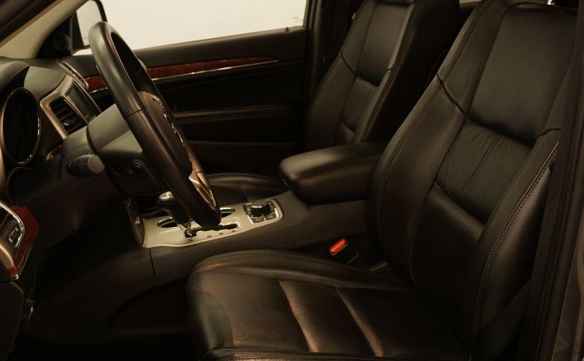 2011 Jeep Grand Cherokee Limited TOIT NAV #10