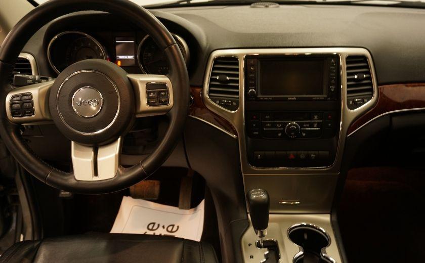 2011 Jeep Grand Cherokee Limited TOIT NAV #11