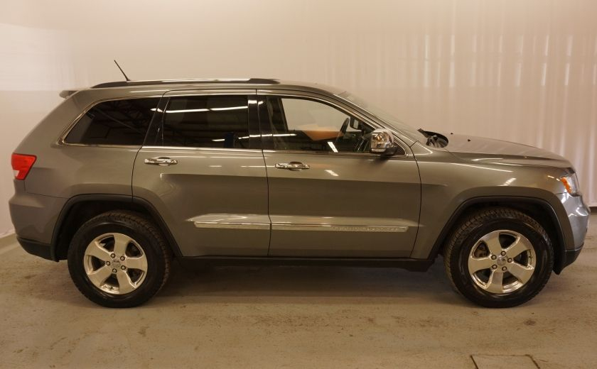 2011 Jeep Grand Cherokee Limited TOIT NAV #35