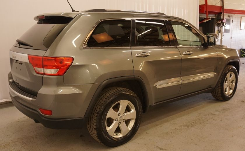 2011 Jeep Grand Cherokee Limited TOIT NAV #36