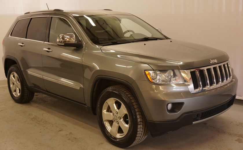 2011 Jeep Grand Cherokee Limited TOIT NAV #42
