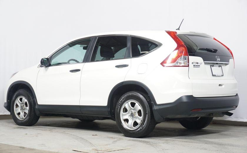 2013 Honda CRV LX Sieges Chauffants Bluetooth #3
