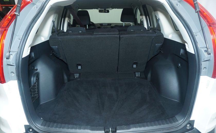 2013 Honda CRV LX Sieges Chauffants Bluetooth #6