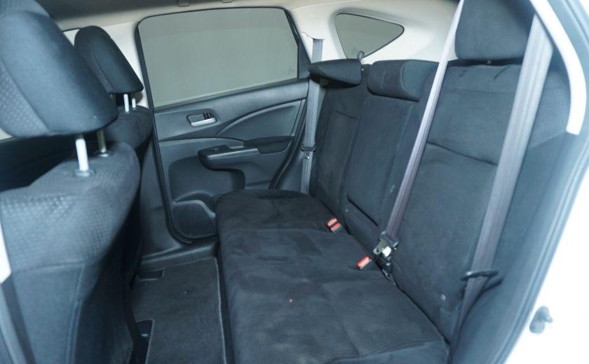 2013 Honda CRV LX Sieges Chauffants Bluetooth #7