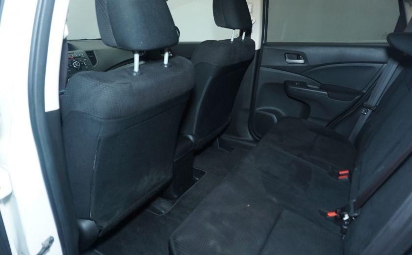 2013 Honda CRV LX Sieges Chauffants Bluetooth #8