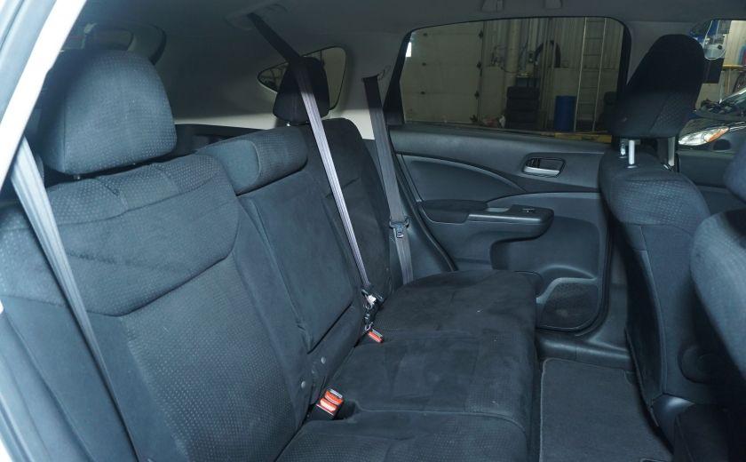 2013 Honda CRV LX Sieges Chauffants Bluetooth #9