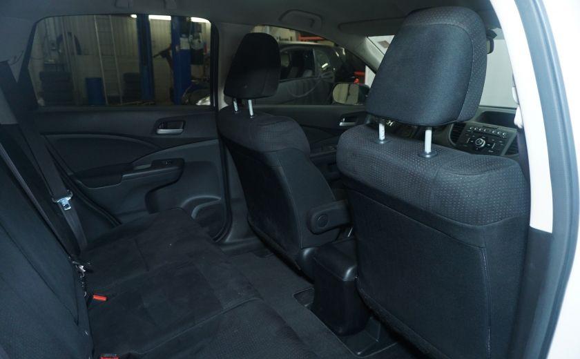 2013 Honda CRV LX Sieges Chauffants Bluetooth #10