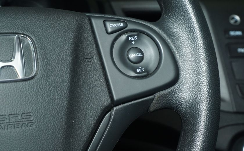 2013 Honda CRV LX Sieges Chauffants Bluetooth #18