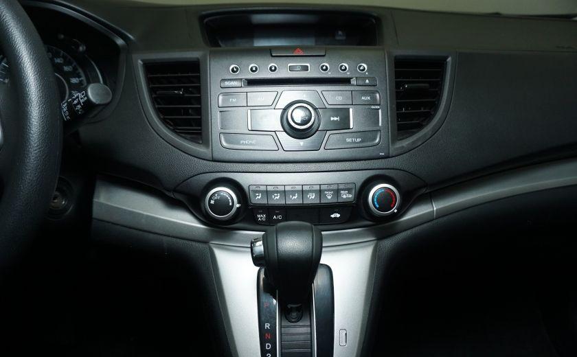 2013 Honda CRV LX Sieges Chauffants Bluetooth #19