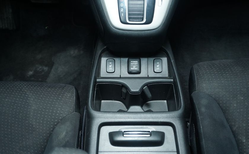 2013 Honda CRV LX Sieges Chauffants Bluetooth #20