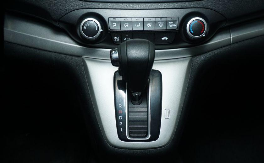 2013 Honda CRV LX Sieges Chauffants Bluetooth #21