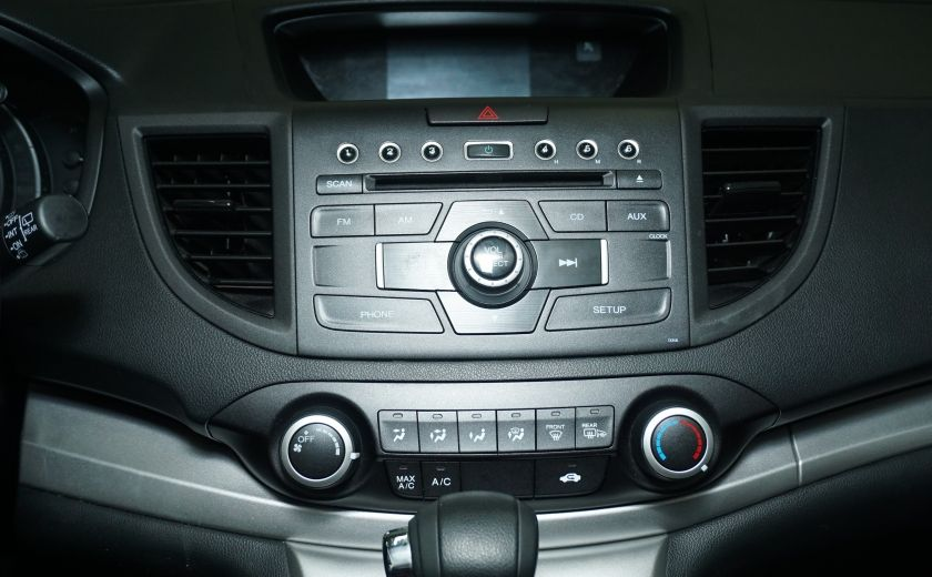 2013 Honda CRV LX Sieges Chauffants Bluetooth #22
