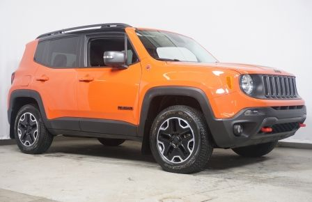 2015 Jeep Renegade Trailhawk 4x4, nav, auto #0