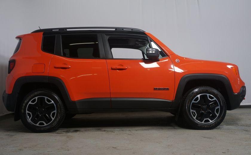 2015 Jeep Renegade Trailhawk 4x4, nav, auto #2