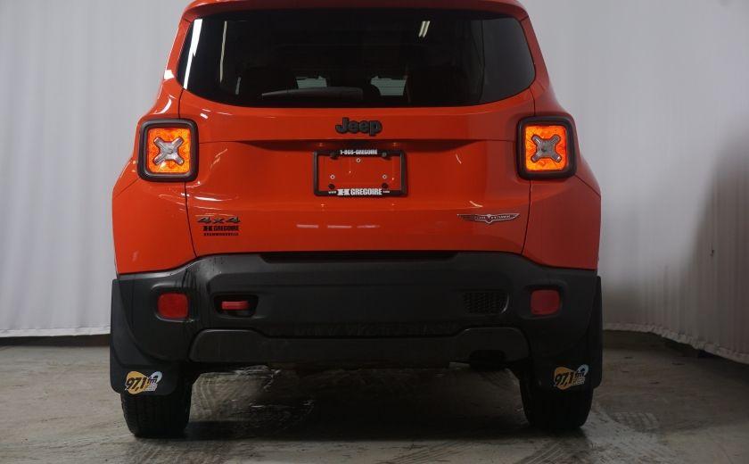 2015 Jeep Renegade Trailhawk 4x4, nav, auto #4