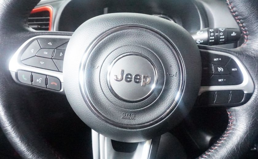 2015 Jeep Renegade Trailhawk 4x4, nav, auto #14