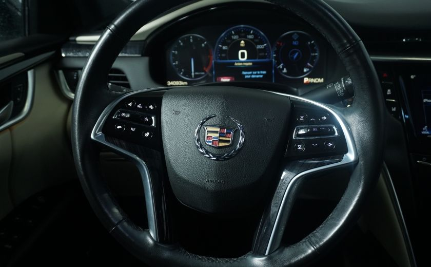 2013 Cadillac XTS Platinum Collection #12