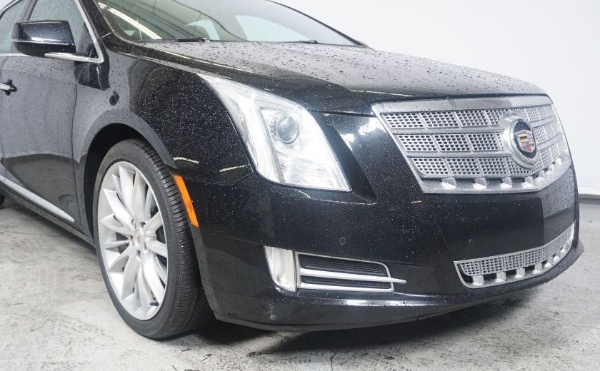 2013 Cadillac XTS Platinum Collection #16