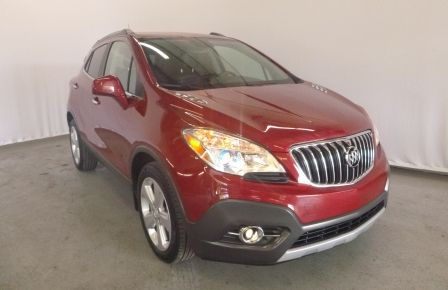 2013 Buick Encore Leather à Sherbrooke