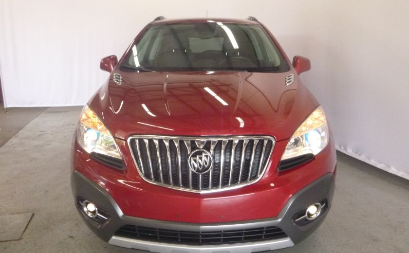 2013 Buick Encore Leather #2
