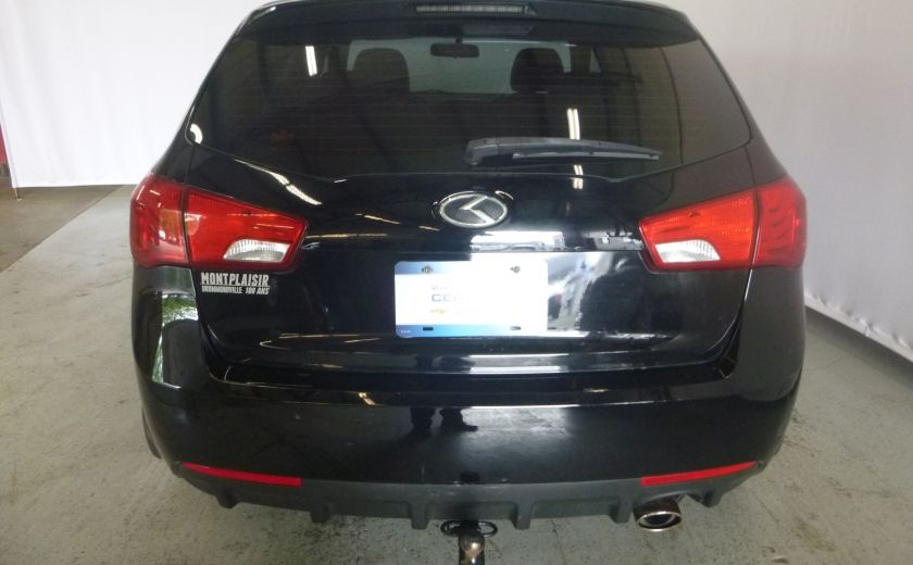2012 Kia Forte SX Luxury #4