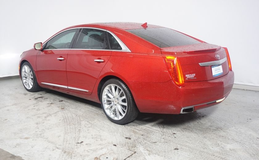 2013 Cadillac XTS Platinum Collection #1