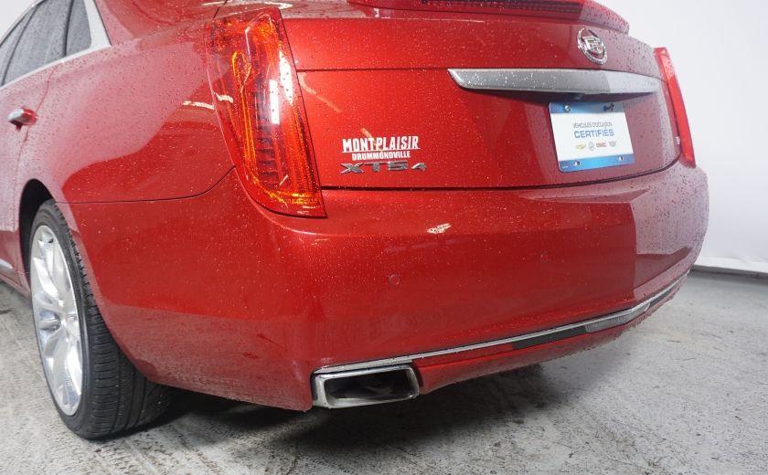 2013 Cadillac XTS Platinum Collection #4