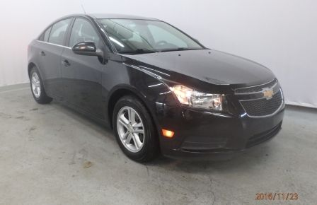 2012 Chevrolet Cruze LT Turbo w/1SA in Saint-Hyacinthe