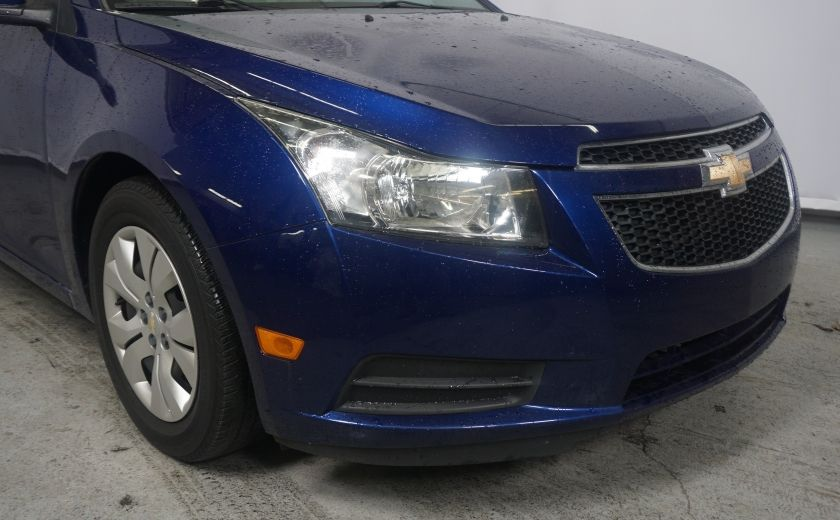 2012 Chevrolet Cruze LT Turbo w/1SA #6