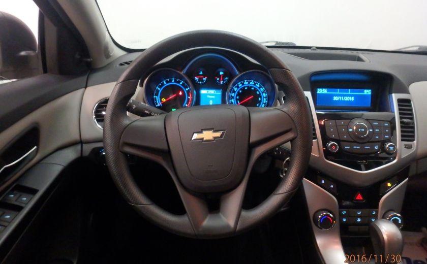 2012 Chevrolet Cruze LT Turbo w/1SA #8