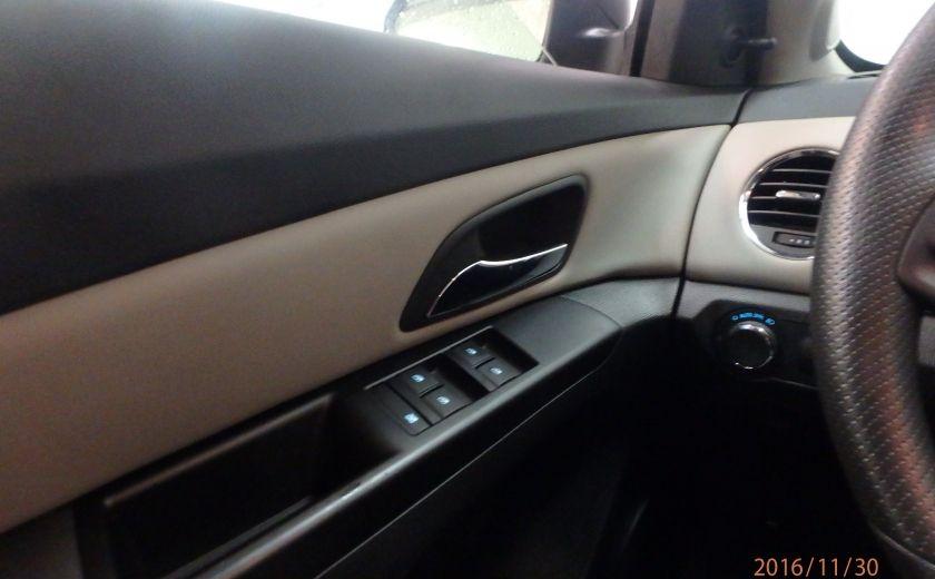 2012 Chevrolet Cruze LT Turbo w/1SA #11