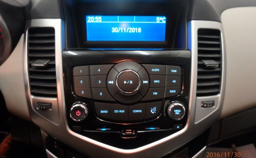 2012 Chevrolet Cruze LT Turbo w/1SA #15