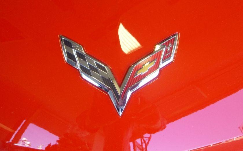 2016 Chevrolet Corvette Z51 1LT #8