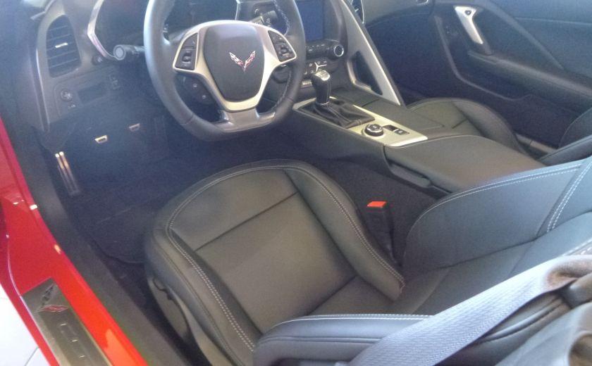 2016 Chevrolet Corvette Z51 1LT #9