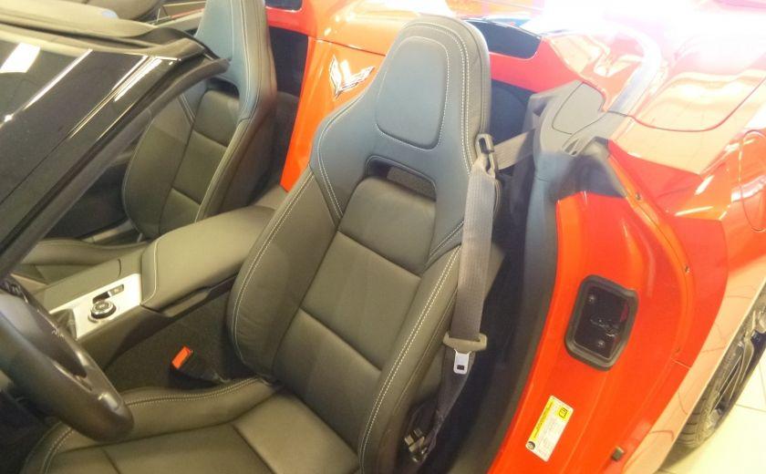 2016 Chevrolet Corvette Z51 1LT #19