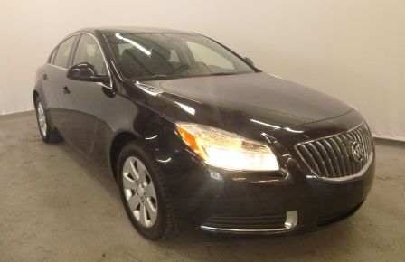 2012 Buick Regal w/1SH in Saguenay
