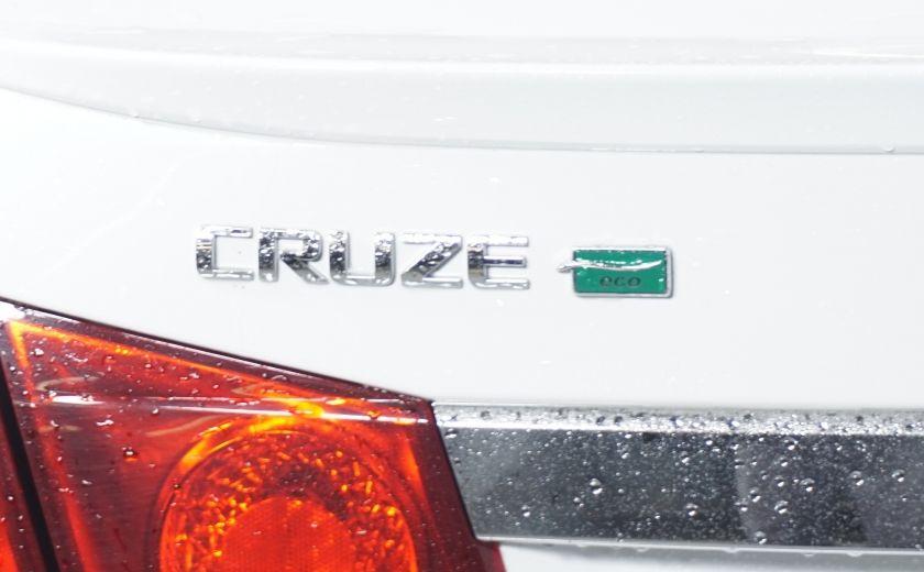 2012 Chevrolet Cruze Eco w/1SA #3