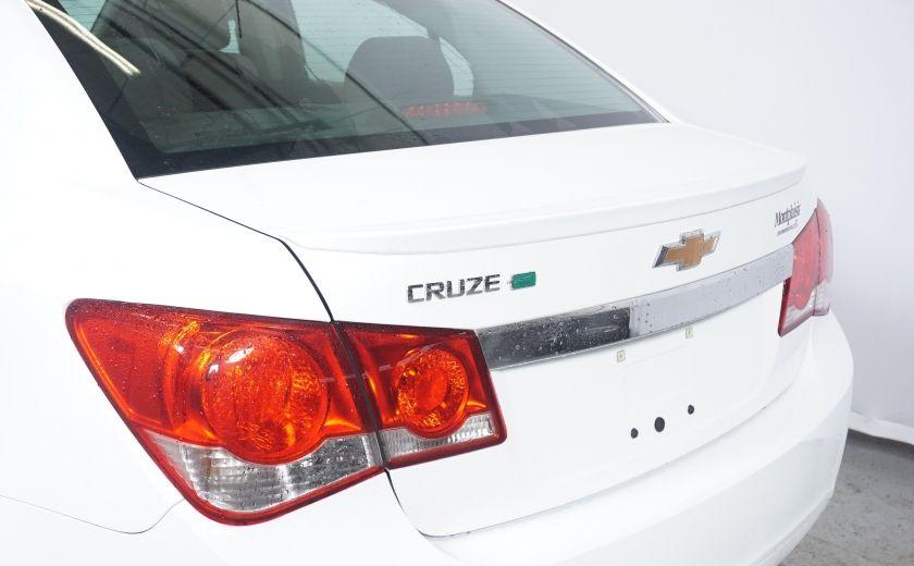 2012 Chevrolet Cruze Eco w/1SA #4