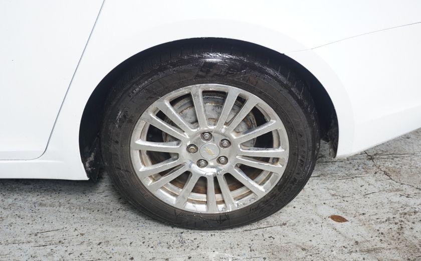 2012 Chevrolet Cruze Eco w/1SA #5