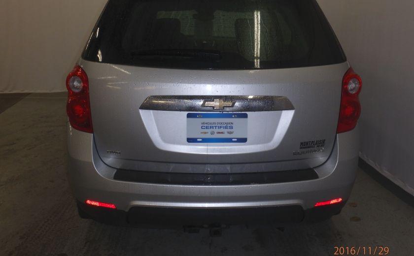 2013 Chevrolet Equinox LS #4