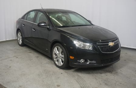 2012 Chevrolet Cruze LTZ Turbo w/1SA #0