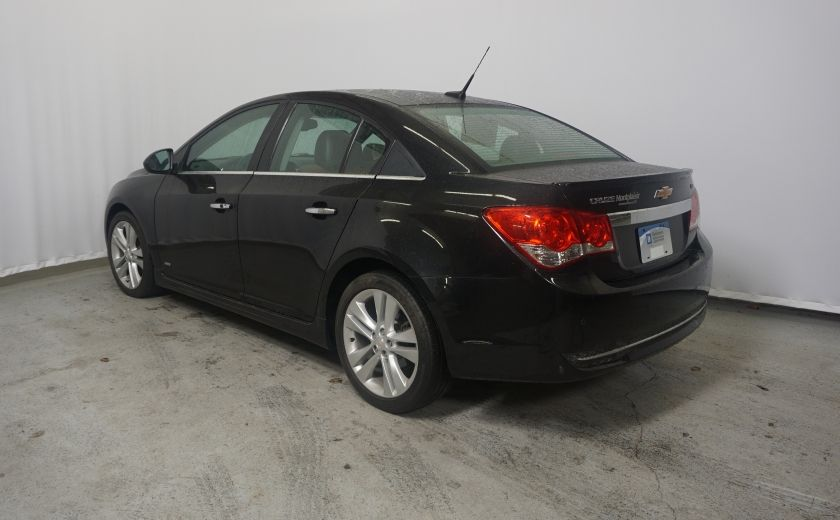 2012 Chevrolet Cruze LTZ Turbo w/1SA #1