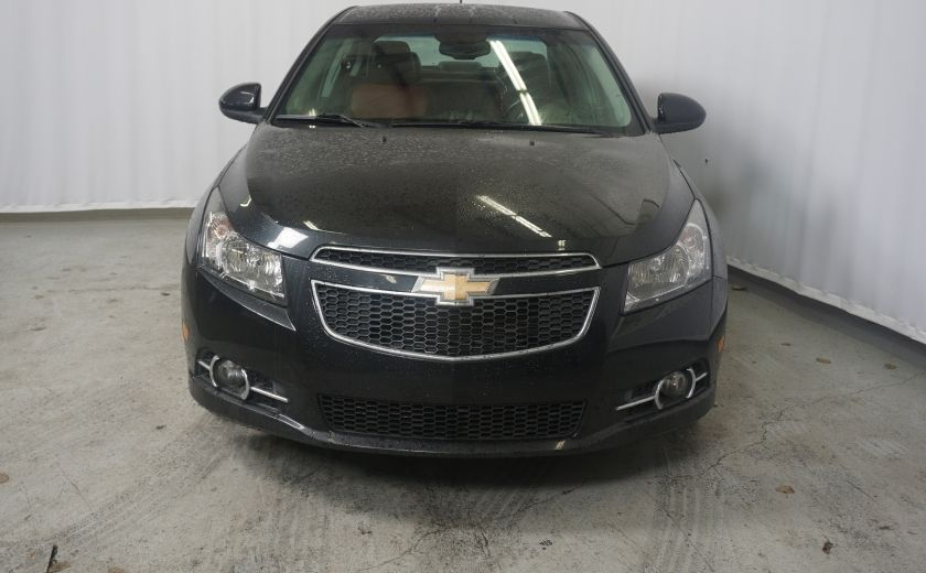 2012 Chevrolet Cruze LTZ Turbo w/1SA #5