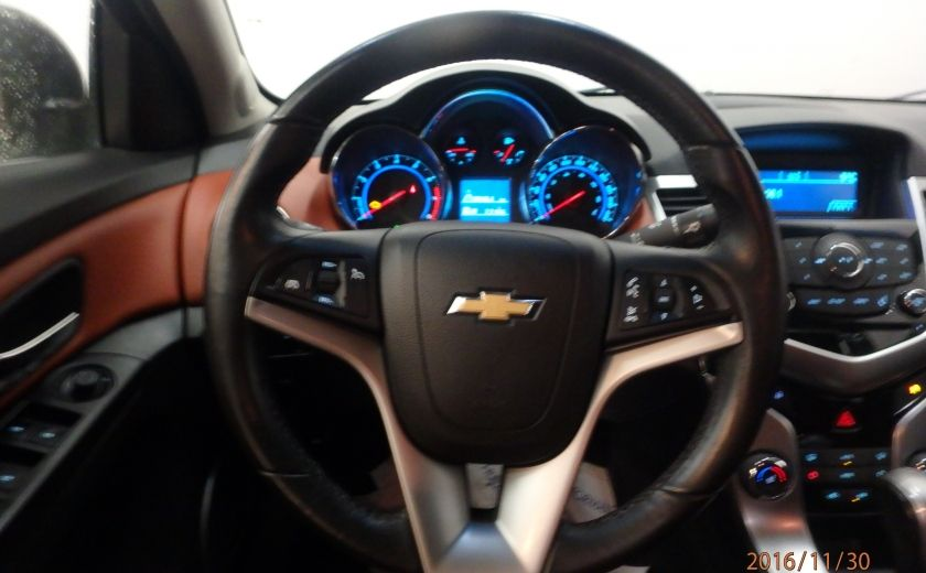 2012 Chevrolet Cruze LTZ Turbo w/1SA #13