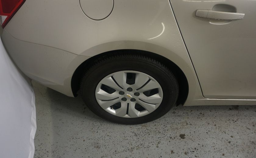 2014 Chevrolet Cruze 1LS #6